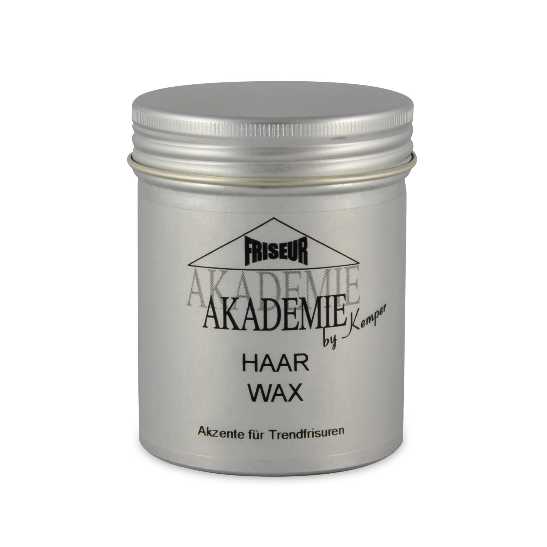 Friseur Akademie Haarwax