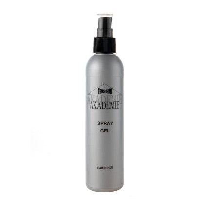 Friseur Akademie Spray Gel