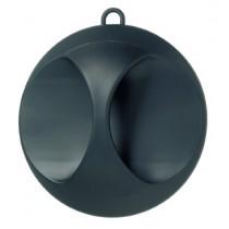 Comair Kabinett-Handspiegel Elegant schwarz