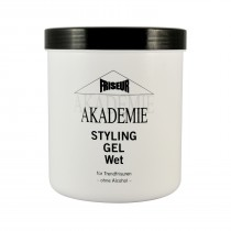 Friseur Akademie Styling Gel Wet
