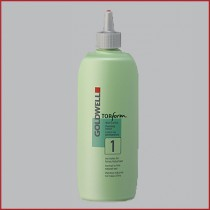 Goldwell Topform Perming Lotion Well Lotion