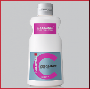 Colorance Cover Plus Developer Lotion